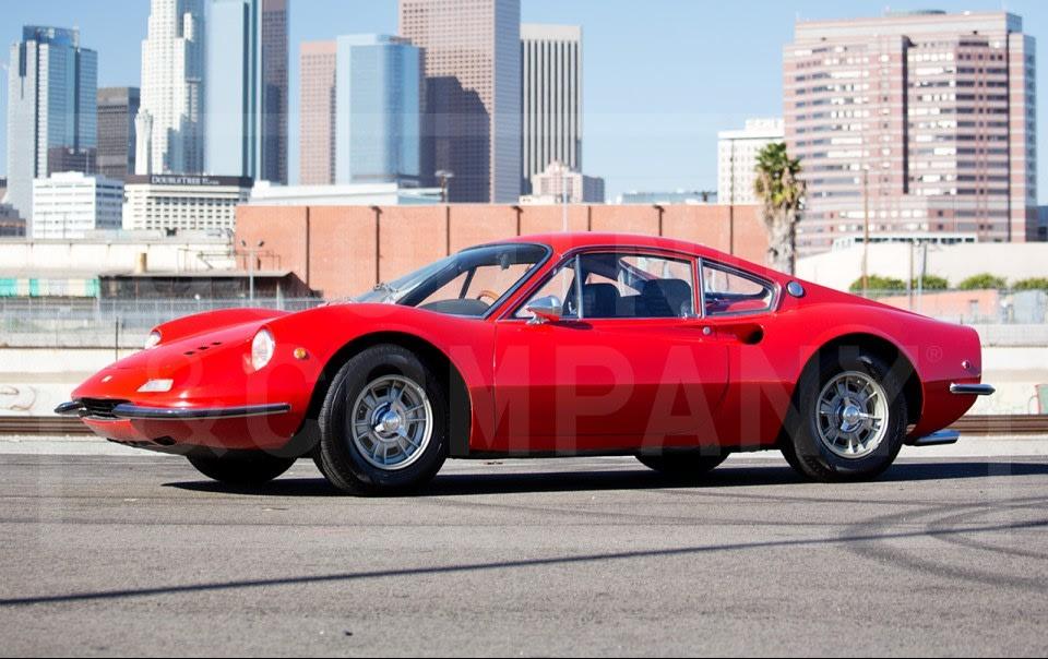 1969 Ferrari Dino 206 GT (3)
