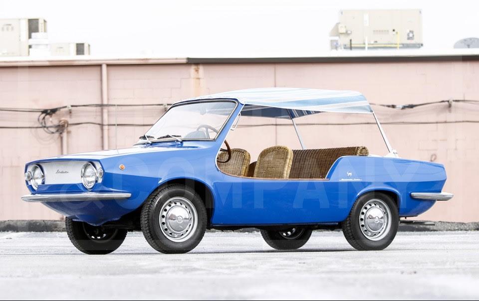 1969 Fiat Shellette