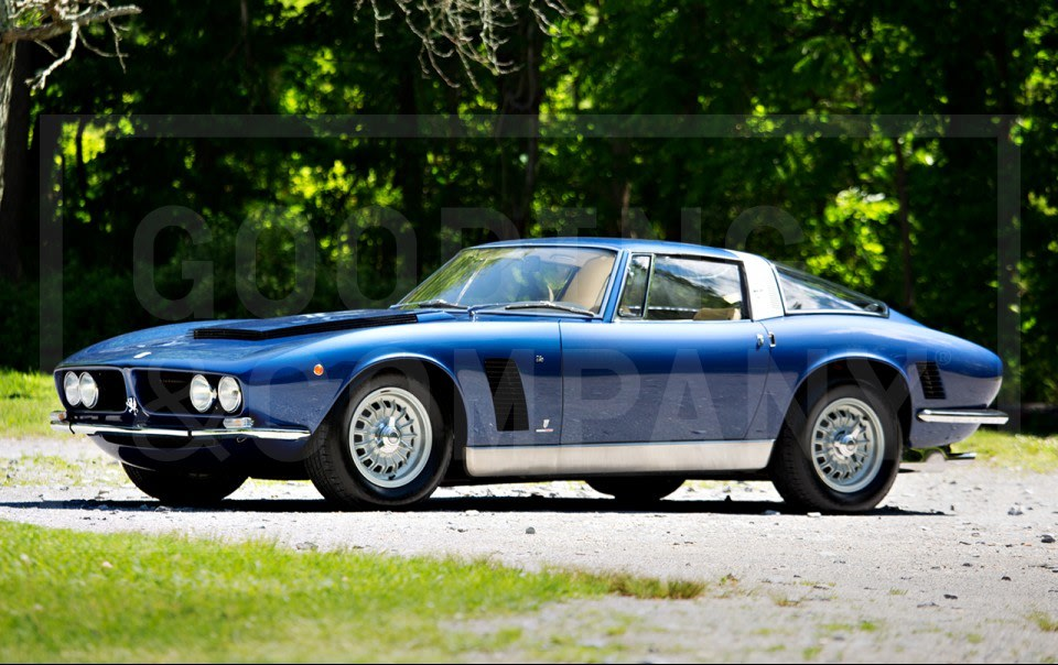 1969 Iso Grifo 7 Litri