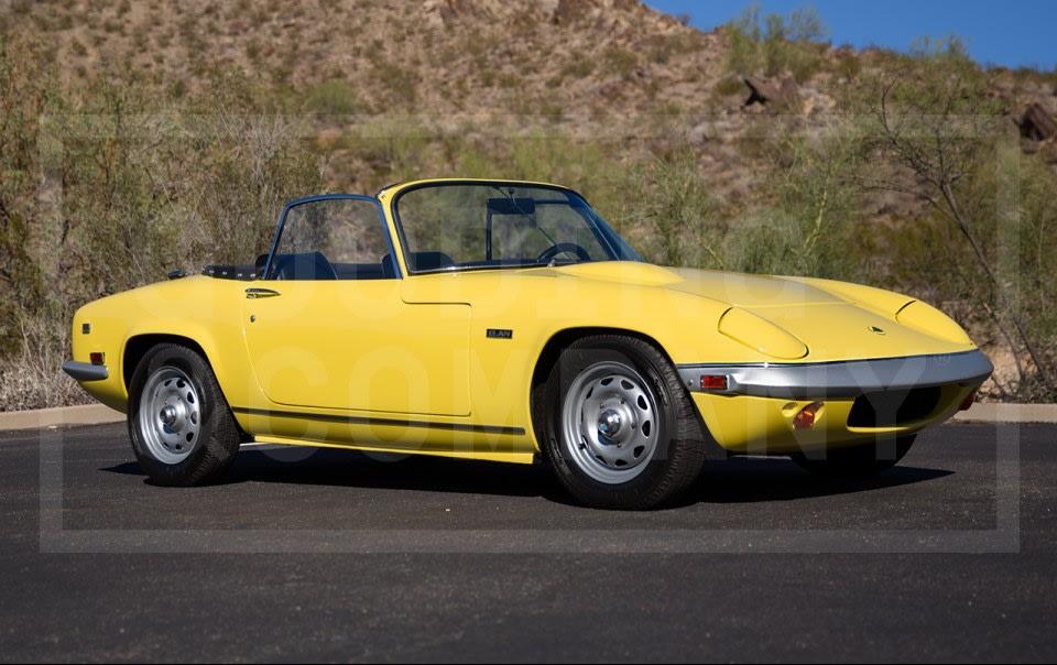 1969 Lotus Elan SE