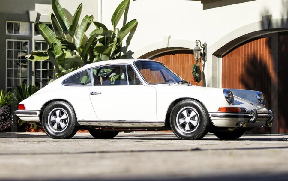 1969 Porsche 911 2.0 E (1)