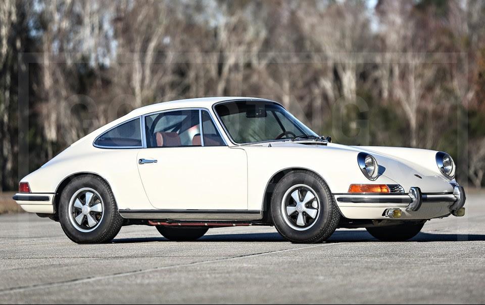1969 Porsche 911 2.0 E