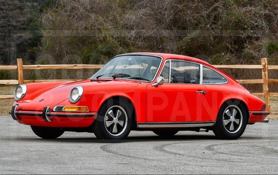 1969 Porsche 911 2.0 S