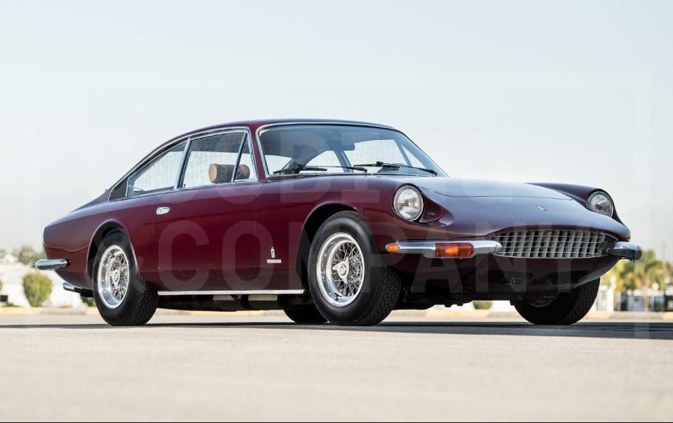 1970 Ferrari 365 GT 2+2-8