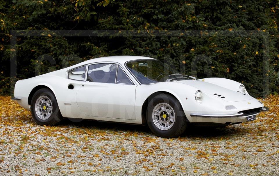 1970 Ferrari Dino 246 GT-2