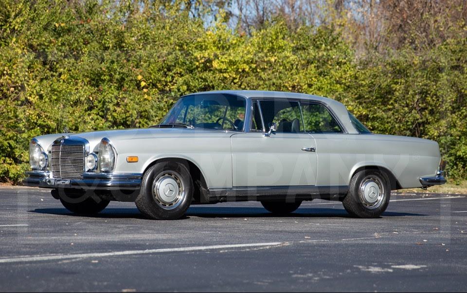 1970 Mercedes-Benz 280 SE 3.5 Coupe (2)