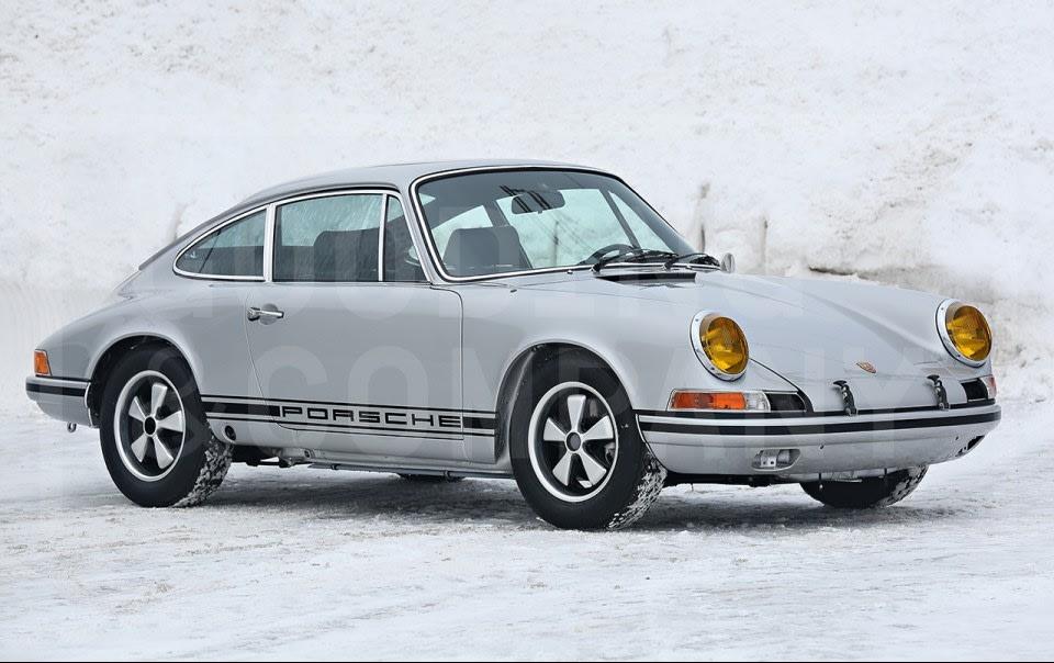 1970 Porsche 911 2.2 ST