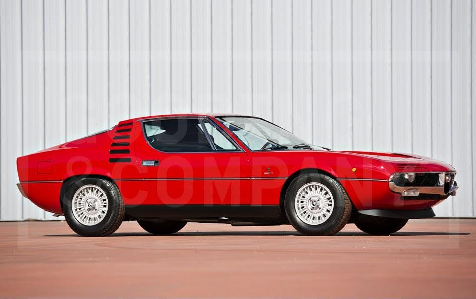 1971 Alfa Romeo Montreal (1)
