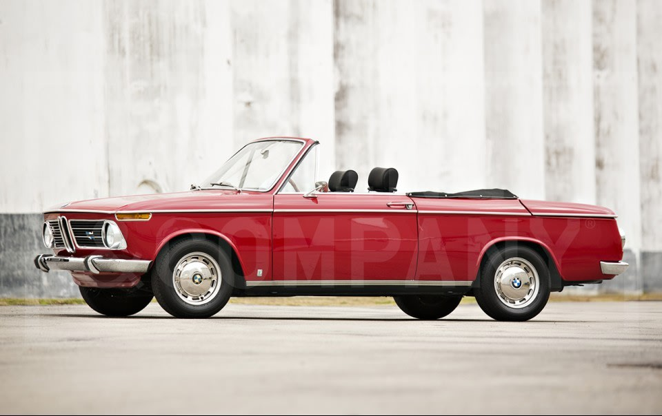 1971 BMW 2002 Cabriolet