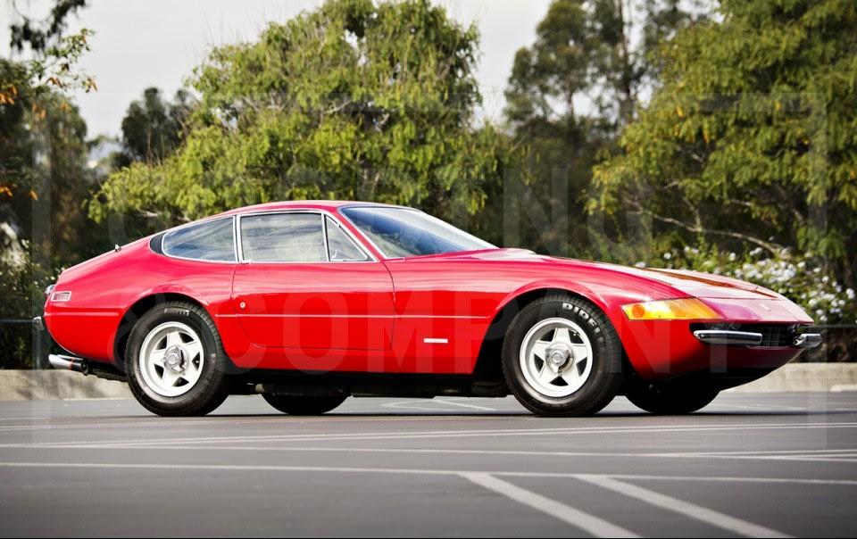 1971 Ferrari 365 GTB/4 Daytona(2)
