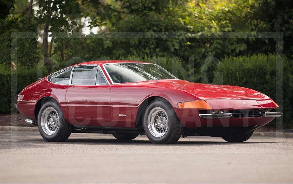 1971 Ferrari 365 GTB/4 Daytona (1)