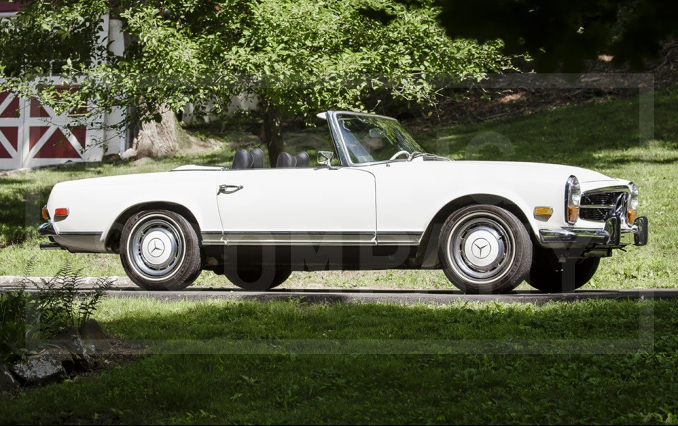 1971 Mercedes-Benz 280 SL-6