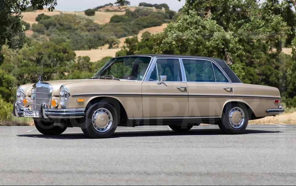 1971 Mercedes-Benz 300 SEL 6.3-2