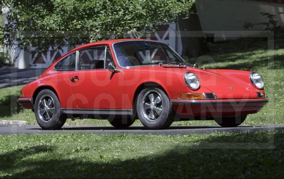 1971 Porsche 911 2.2 S-2