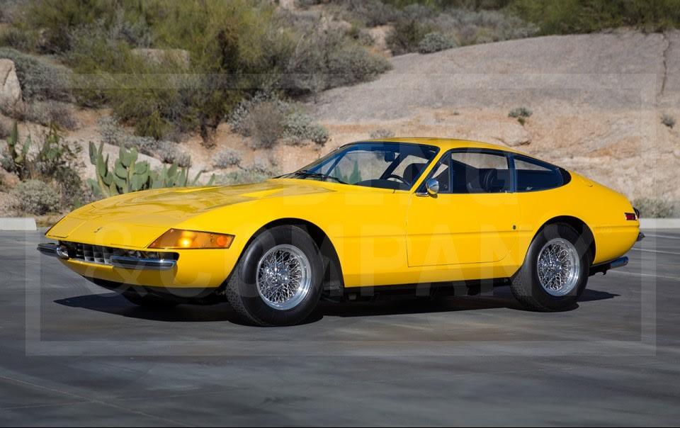 1972 Ferrari 365 GTB/4 Daytona-8