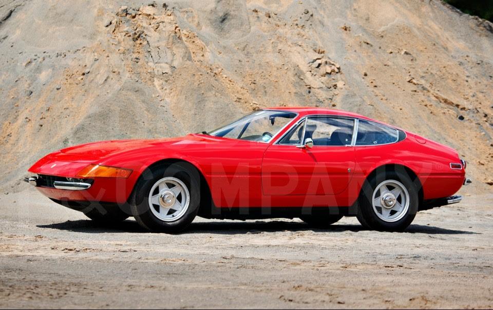 1972 Ferrari 365 GTB/4 Daytona-10