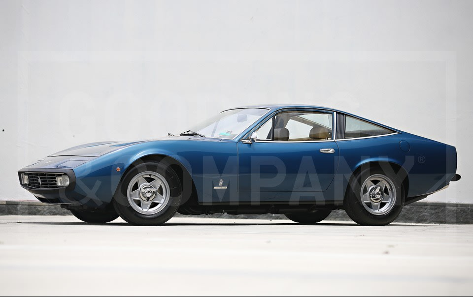 1972 Ferrari 365 GTC/4-3
