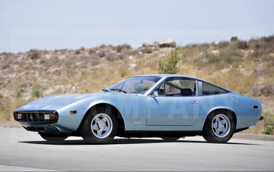 1972 Ferrari 365 GTC/4-4