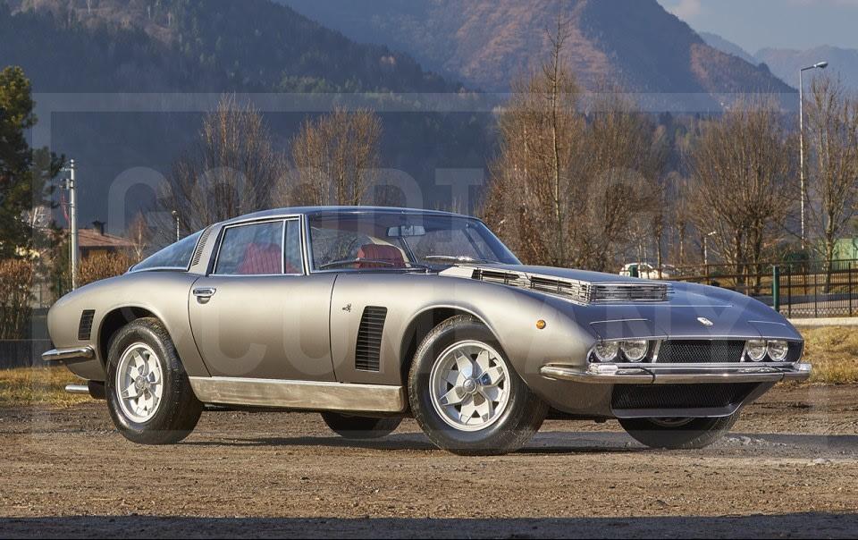 1972 Iso Grifo Series II-1