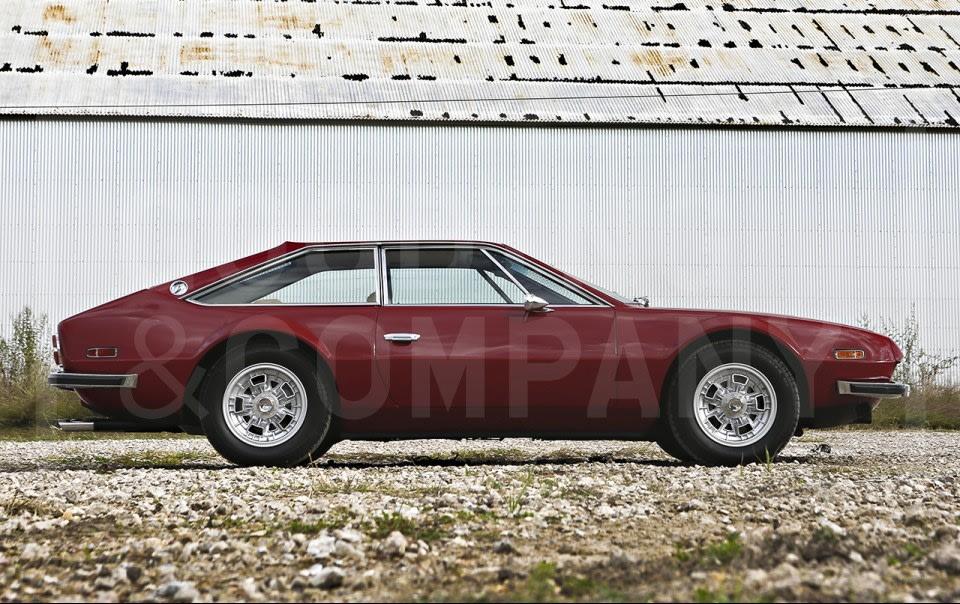1972 Lamborghini Jarama 400 GT-1