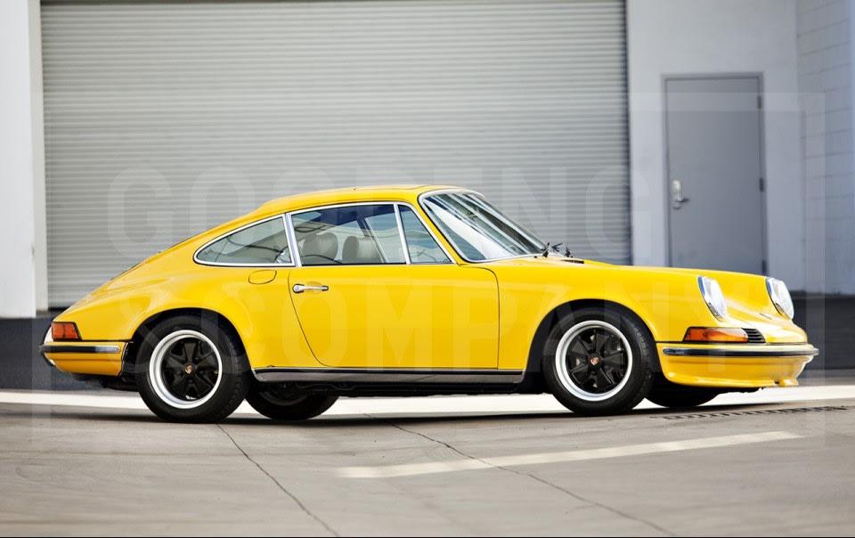 1972 Porsche 911 2.4 S-4