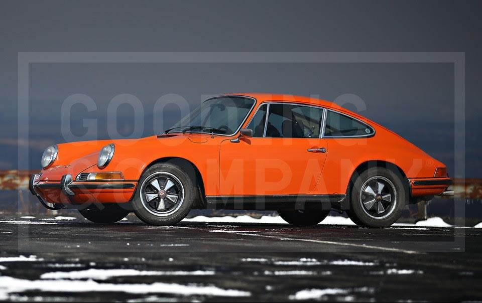 1972 Porsche 911 2.4 T-1