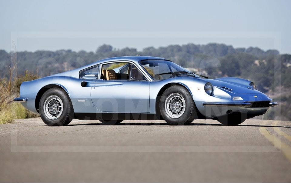 1973 Ferrari Dino 246 GT(1)