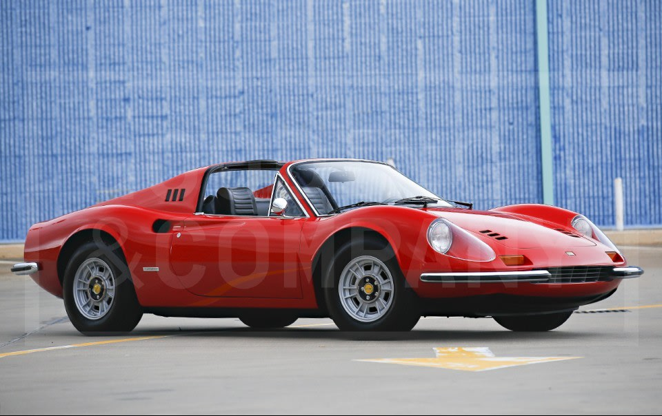 1973 Ferrari Dino 246 GTS-3