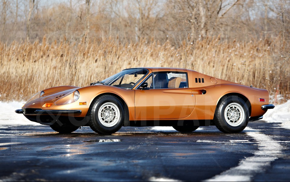 1973 Ferrari Dino 246 GTS-7