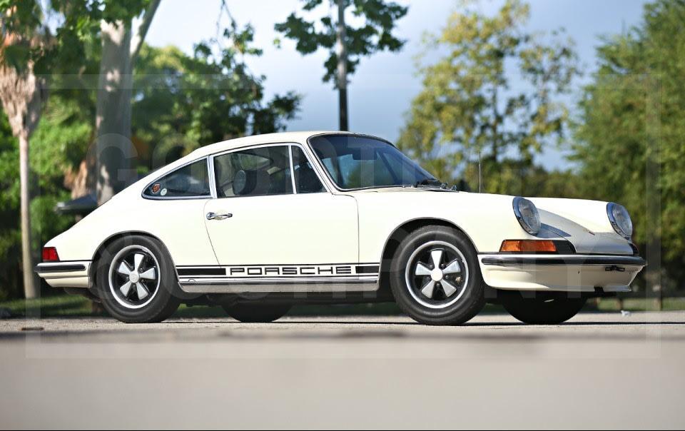1973 Porsche 911 2.4 S-5