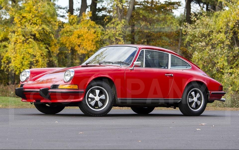1973 Porsche 911 2.4 S-6
