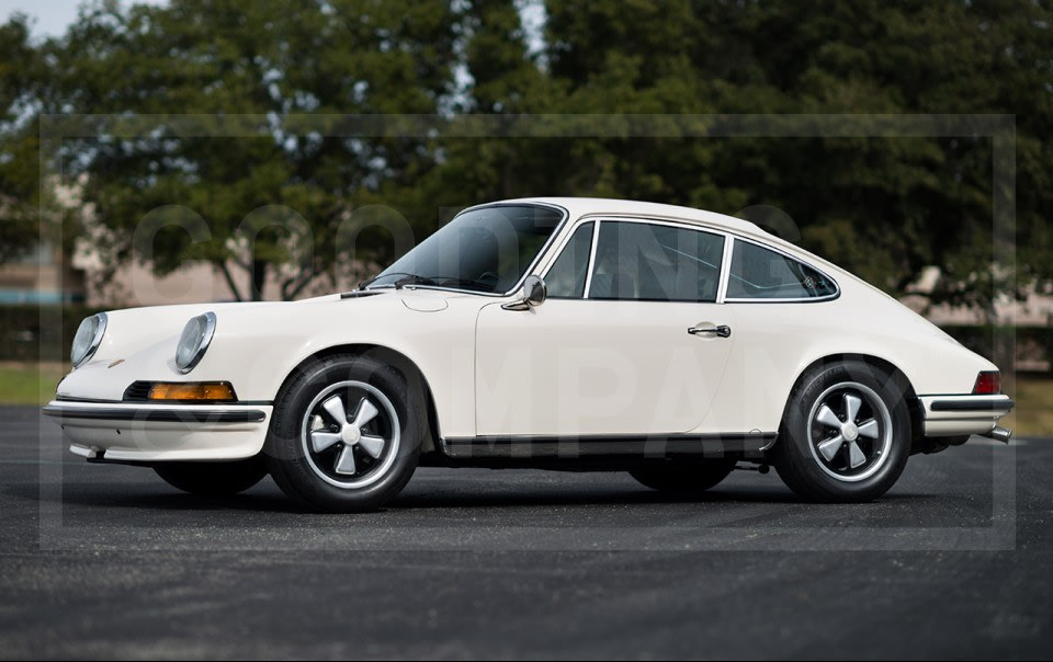 1973 Porsche 911 2.4 S-7