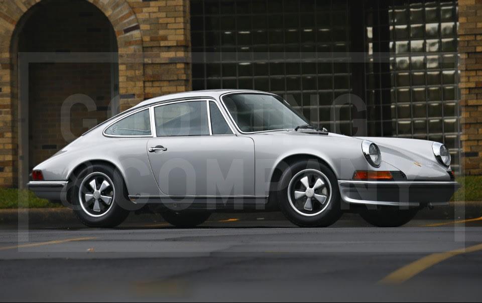 1973 Porsche 911 2.4 S-4