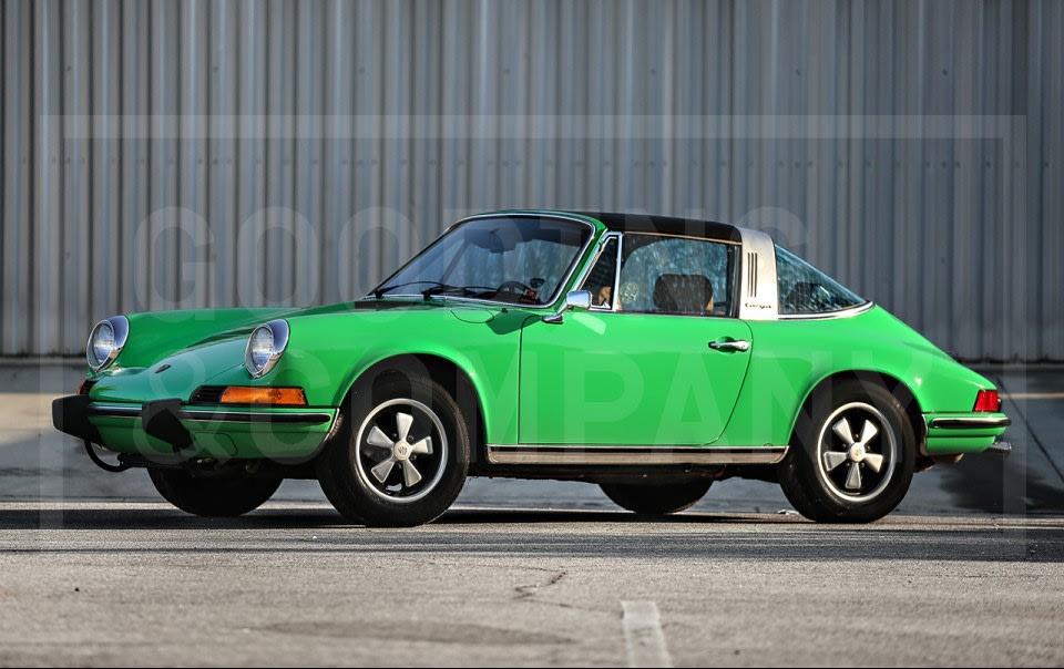 1973 Porsche  911 2.4 T Targa