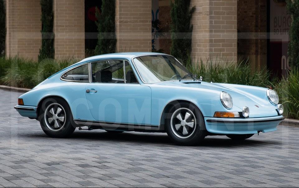 1973 Porsche 911 2.4 T-3