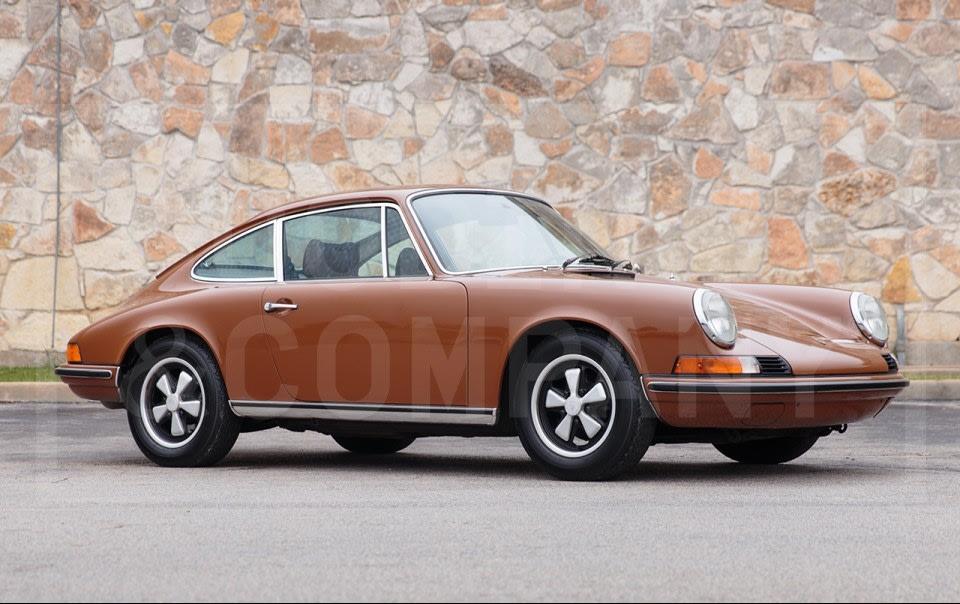 1973 Porsche 911 2.4 T-4