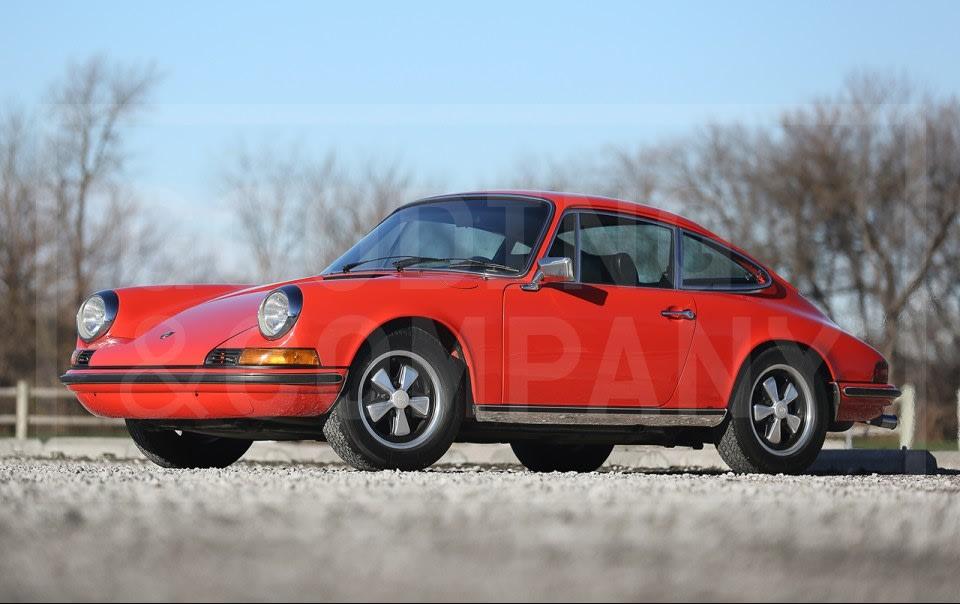 1973 Porsche 911 2.4 T (2)