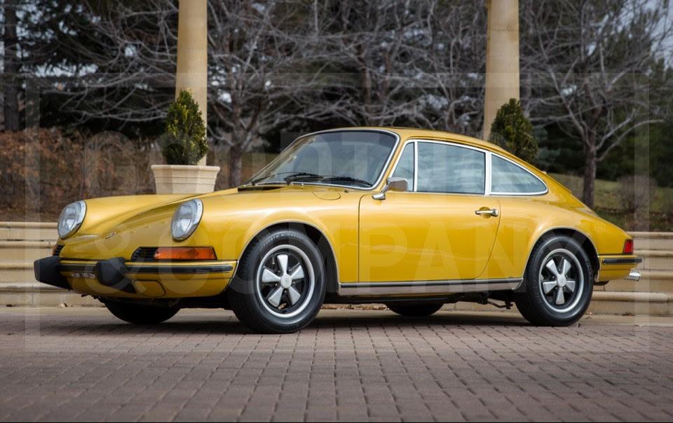 1973 Porsche 911 2.4 T-1