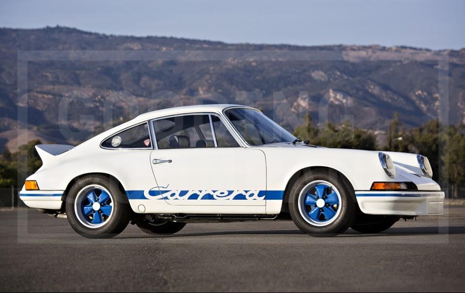1973 Porsche 911 Carrera 2.7 RS Lightweight-5