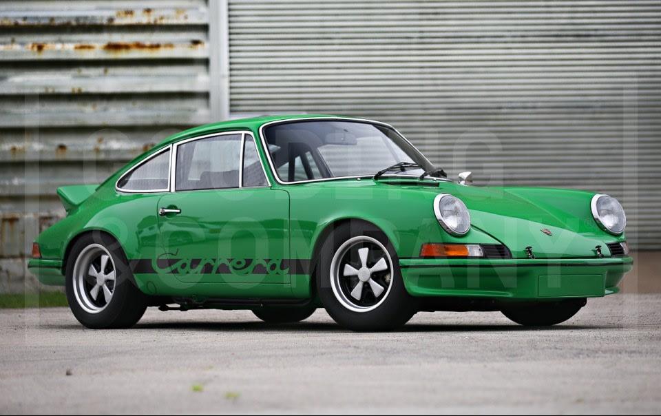 1973 Porsche 911 Carrera 2.7 RS Lightweight-4