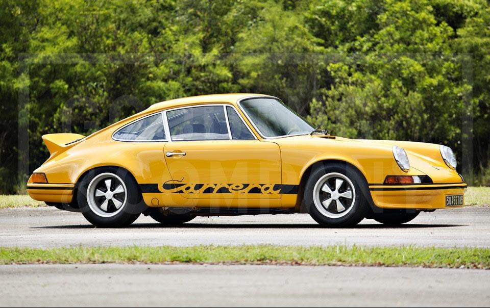 1973 Porsche 911 Carrera 2.7 RS Touring-1