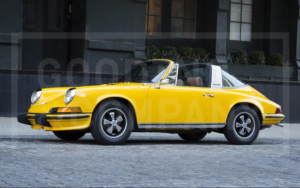 1973 Porsche 911 E Targa