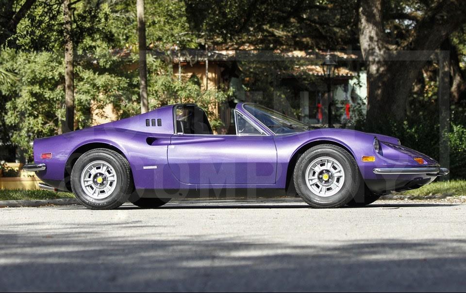 1974 Ferrari Dino 246 GTS-4