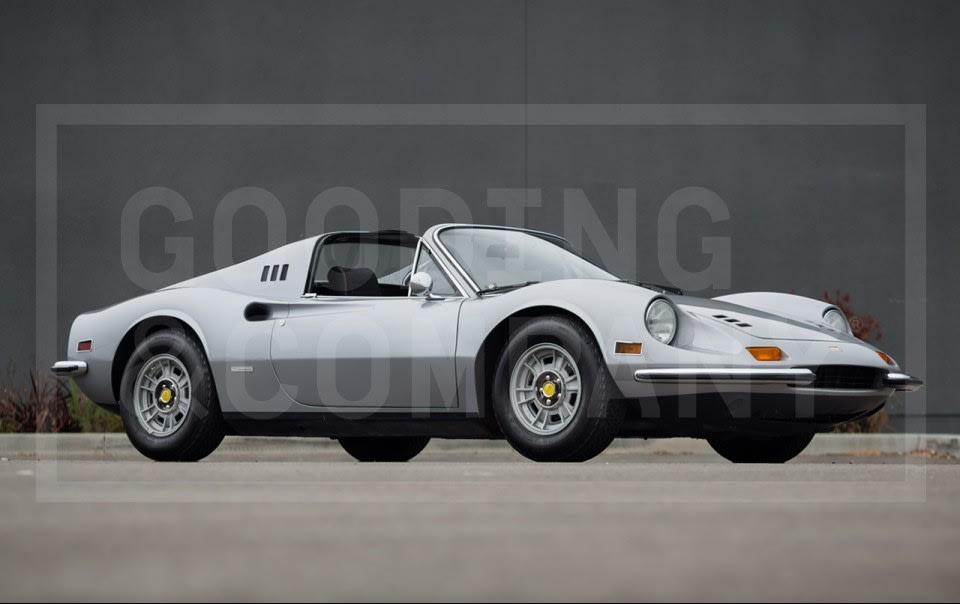 1974 Ferrari Dino 246 GTS-7