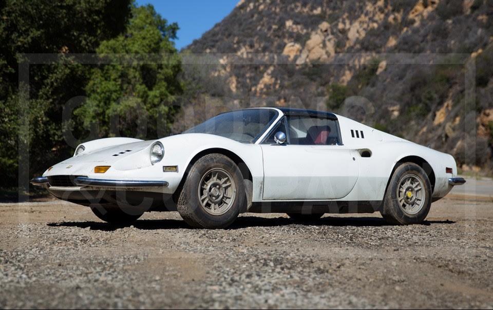 1974 Ferrari Dino 246 GTS-8