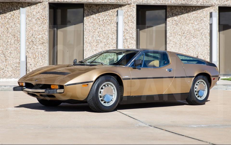 1974 Maserati Bora 4.9-2