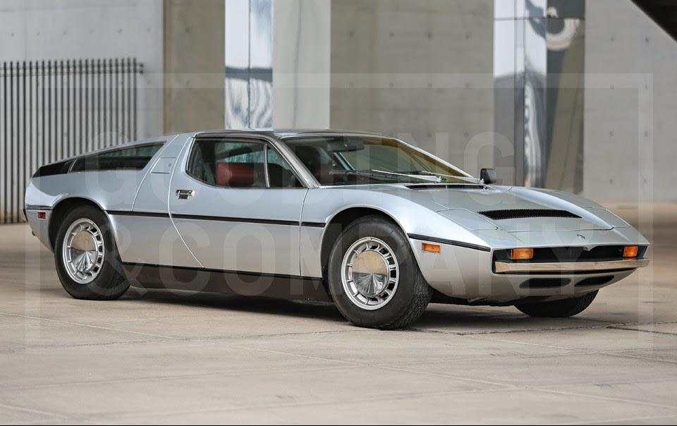 1974 Maserati Bora 4.9-3