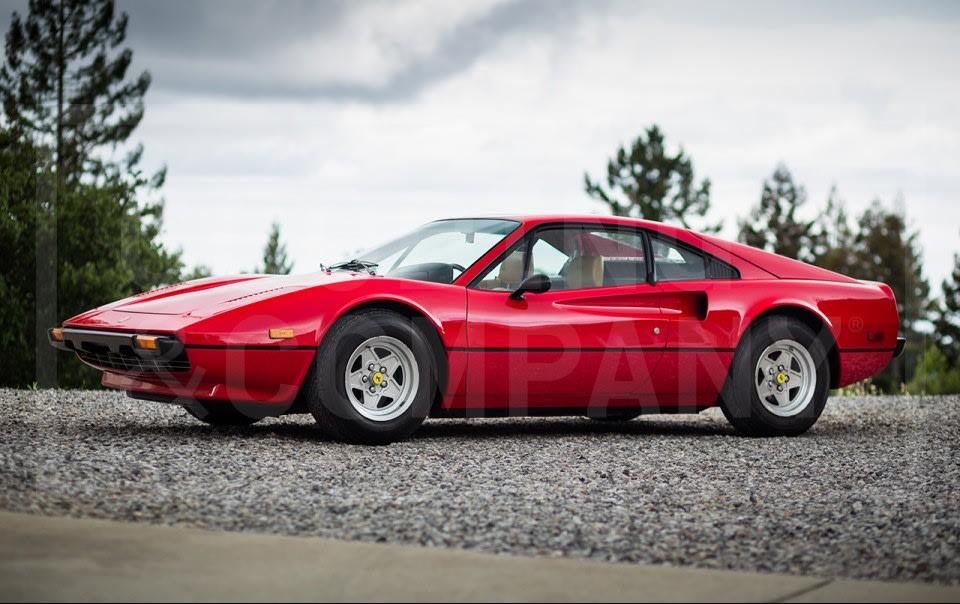 1976 Ferrari 308 GTB Vetroresina-2