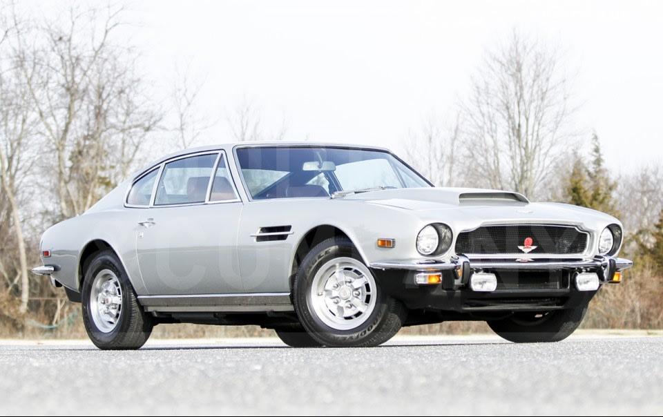 1977 Aston Martin V8 Coupe
