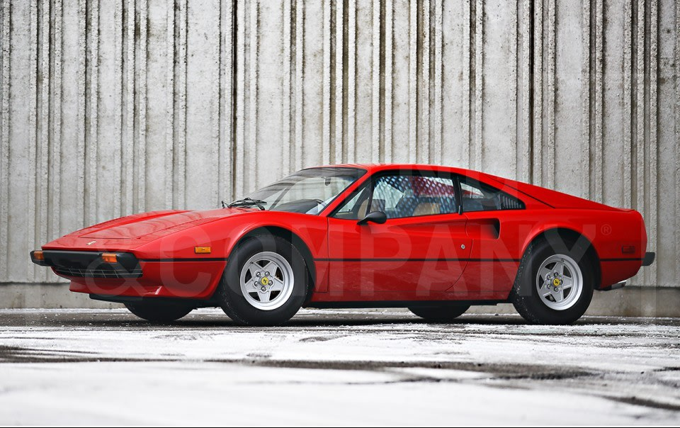 1977 Ferrari 308 GTB Vetroresina-1